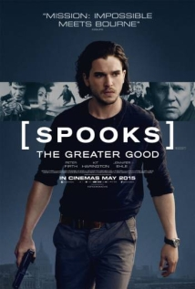 Watch Spooks: The Greater Good Online