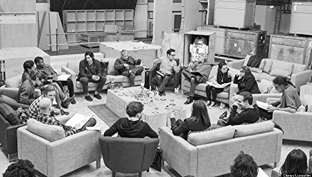 Watch Star Wars: Episode VII - The Force Awakens: The Story Awakens - The Table Read Online