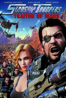 Watch Starship Troopers: Traitor of Mars Online