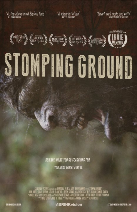 Watch Stomping Ground Online