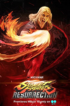 Watch Street Fighter: Resurrection Online