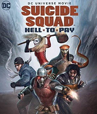 Watch Suicide Squad: Hell to Pay Online