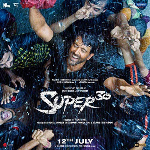 Watch Super 30 Online