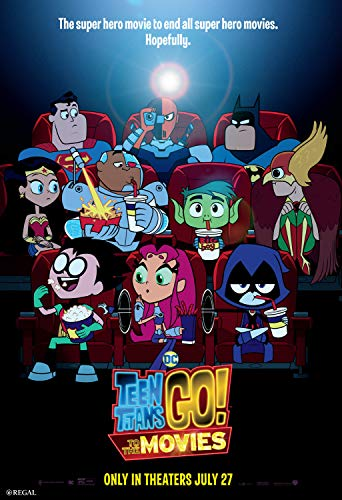 Watch Teen Titans Go! To the Movies Online