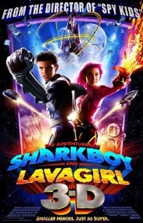 Watch The Adventures of Sharkboy and Lavagirl 3-D Online