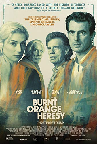 Watch The Burnt Orange Heresy Online
