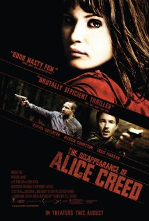 Watch The Disappearance of Alice Creed Online