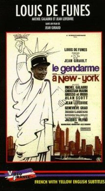 Watch The Gendarme in New York Online