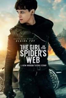 Watch The Girl in the Spider's Web: A New Dragon Tattoo Story Online