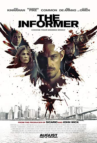 Watch The Informer Online