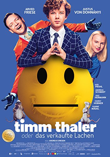 Watch The Legend of Timm Thaler or The Boy Who Sold His Laughter Online