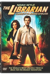 Watch The Librarian III: The Curse of the Judas Chalice Online