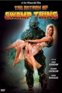 Watch The Return of Swamp Thing Online