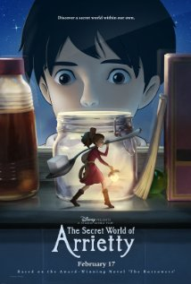Watch The Secret World of Arrietty Online