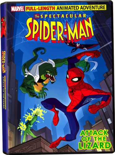 Watch The Spectacular Spider-Man: Attack of the Lizard Online