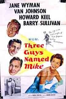 Watch Three Guys Named Mike Online