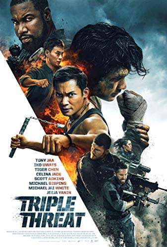 Watch Triple Threat Online