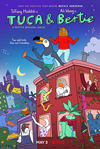 Watch Tuca & Bertie Online