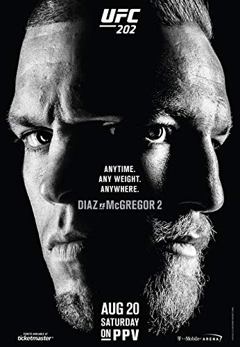 Watch UFC 202: Diaz vs. McGregor 2 Online