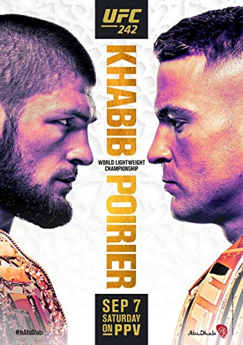 Watch UFC 242: Khabib vs. Poirier Online