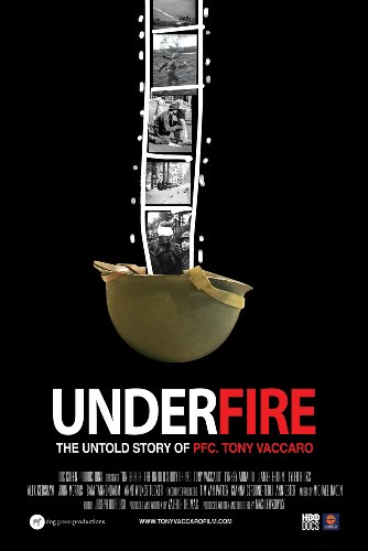 Watch Underfire: The Untold Story of Pfc. Tony Vaccaro Online