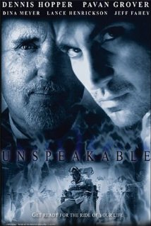 Watch Unspeakable Online