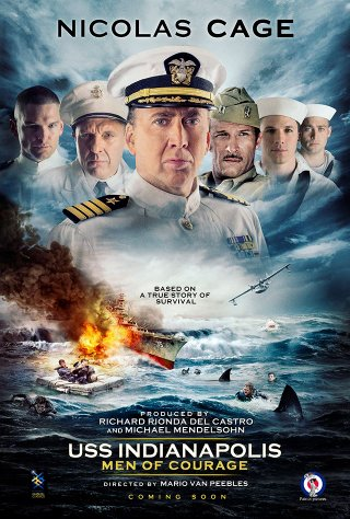 Watch USS Indianapolis: Men of Courage Online