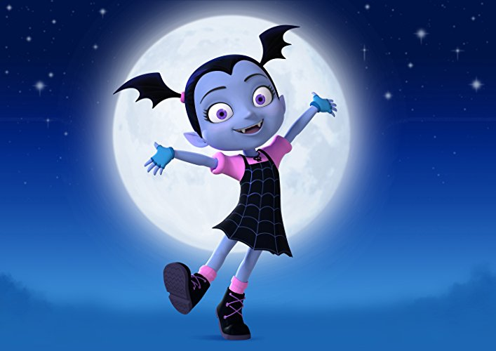 Watch Vampirina Online