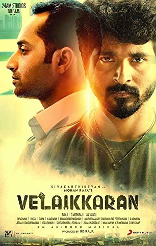 Watch Velaikkaran Online