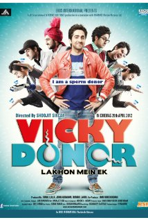 Watch Vicky Donor Online
