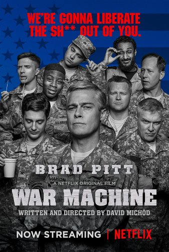 Watch War Machine Online
