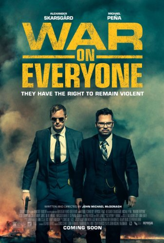 Watch War on Everyone Online