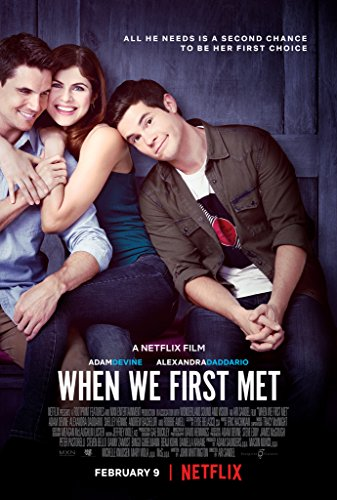 Watch When We First Met Online
