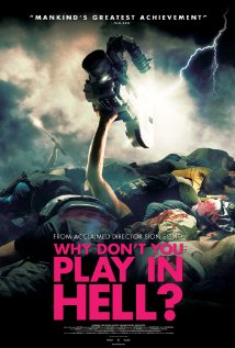 Watch Why Don't You Play in Hell? Online