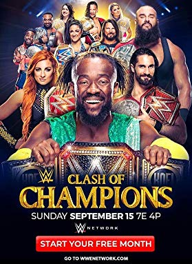Watch WWE Clash of Champions Online