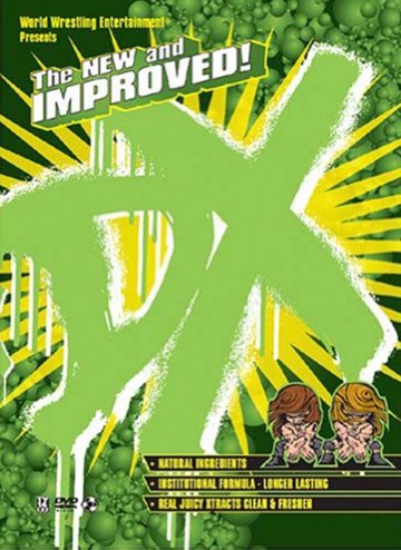 Watch WWE: The New & Improved DX Online