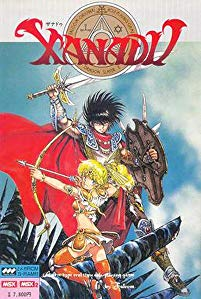 Watch Xanadu Dragonslayer Densetsu Online