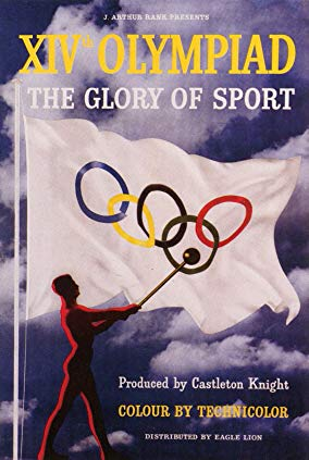Watch XIVth Olympiad: The Glory of Sport Online