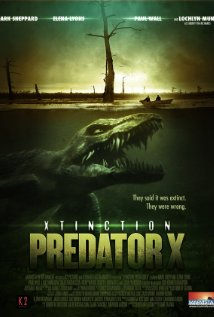 Watch Xtinction: Predator X Online