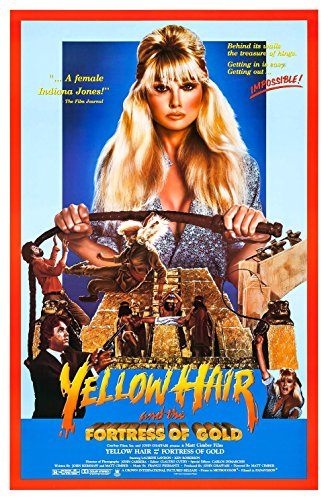 Watch Yellow Hair and the Fortress of Gold Online