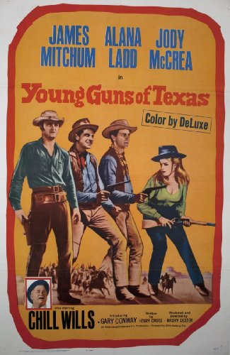 Watch Young Guns of Texas Online