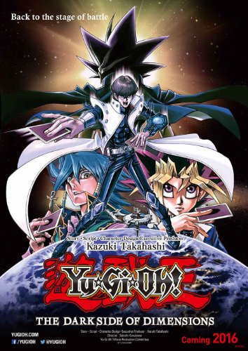 Watch Yu-Gi-Oh!: The Dark Side of Dimensions Online