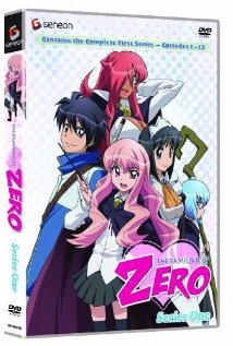 Watch Zero no tsukaima Online