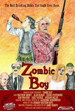 Watch Zombie Boy Online